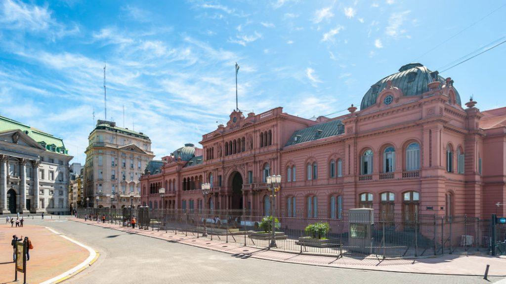 Casa Rosada - buenos aires - argentine