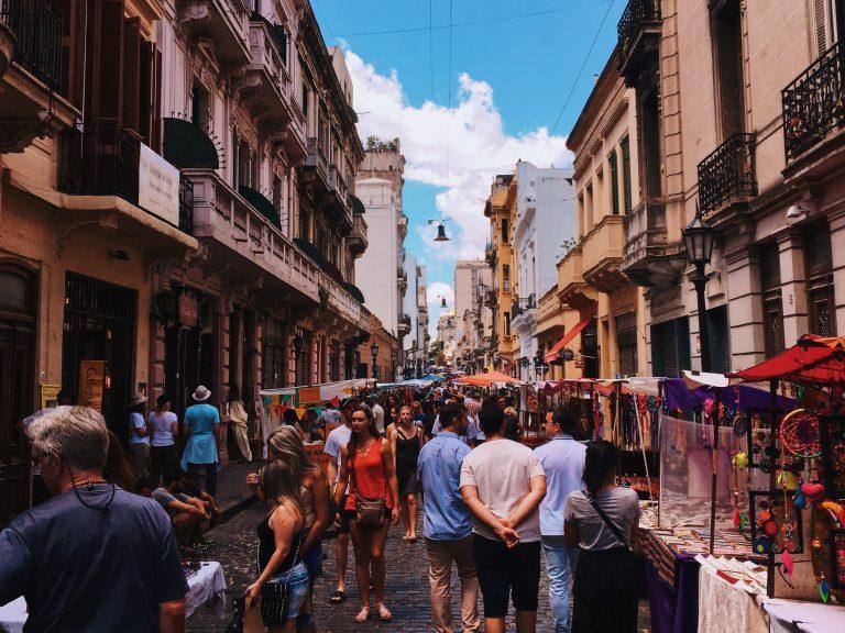 Buenos Aires : la capitale Argentine, exaltante et trépidante