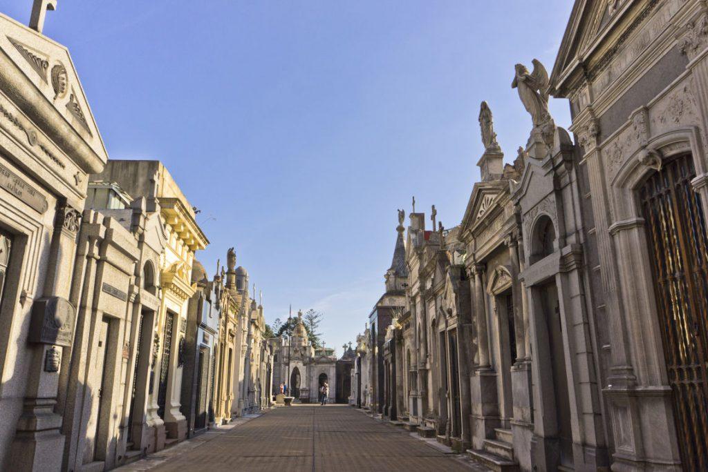 La Recoleta Cemetery, Buenos Aires, Argentine